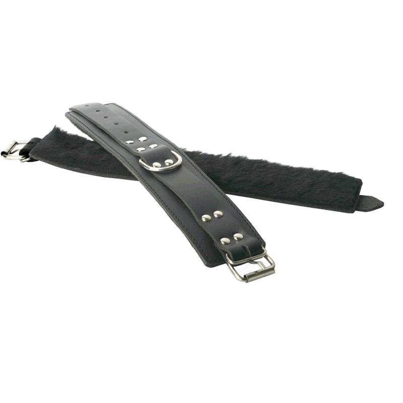 Premium Fur Lined Cuffs-Ankle